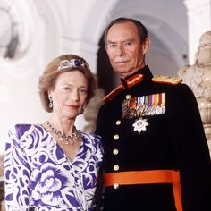 Royal Jewels of the World Message Board: Jean de Luxembourg — In Memoriam Royal Crowns, Royal Tiaras, Royal Jewels, Tiaras And Crowns, Queen Wilhelmina, Military Decorations, Order Of The Garter, Royal Court, Grand Duke