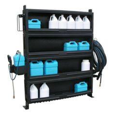 Mytee: Van Shelf Modular Shelving (shelves) (1 Section) . $87.50