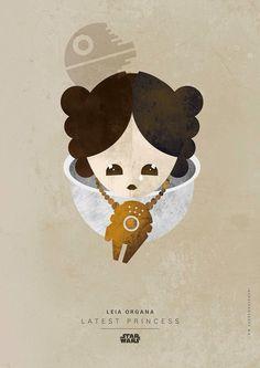 Star Wars / Leia Organa