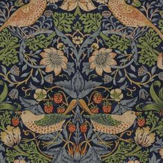 13 Best Bedroom Curtains Images William Morris Prints