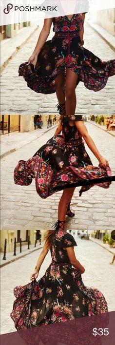 🆕Summer Chiffon Party Evening Maxi🆕 🆕Summer Chiffon Party Evening Maxi🆕 Dresses Maxi