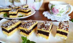 Prajitura Coconut Dream - gata in doar cateva minute! Coconut Dream, Cheesecake, Barbie, Favorite Recipes, Desserts, Mary, Romanian Recipes, Kuchen, Tailgate Desserts