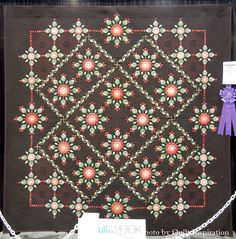 Highlights of the 2016 AQS QuiltWeek in Phoenix, Arizona / 1 | Quilt Inspiration…