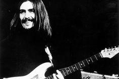 George Harrison, so melodic, flowing, tasteful.