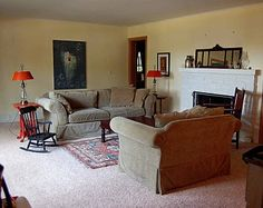 placement of furniture