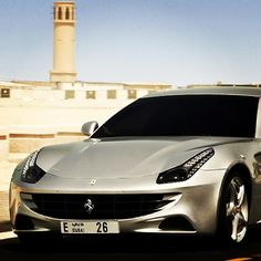 Ferrari FF- LOVE THIS CAR :) THE FASTEST ALL WHEEL DRIVE!!