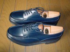 J.M. Weston GOLF Navy Golf Shoes, Men's Shoes, Dress Shoes, Jm Weston, Formal Shoes, Shoe Game, Leather Shoes, Derby, Fashion Shoes