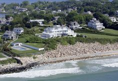Watch Hill mansion, Westerly -- Taylor Swift's Rhode Island home