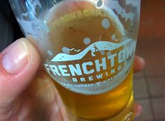 Nature abhors a vacuum and Frenchtown Brewing Company fills the craft beer void on St. Brewing Company, Craft Beer, Shot Glass, Tableware, Crafts, Dinnerware, Manualidades, Dishes, Craft