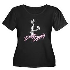 Johnny and Baby Women's Plus Size T-Shirt > Dirty Dancing Johnny and Baby > Dirty Dancing T-Shirts From Gold Label