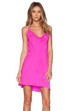 b1cfb7a56595 Shop for Amanda Uprichard Waverly Dress in Hot Pink Light at REVOLVE.