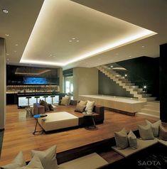 estilos de casas modernas interiores - Buscar con Google #casasmodernas