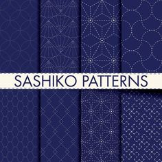 sashiko quilting tutorial