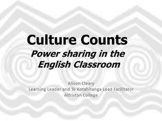 Power point from MoE Te Kotahitanga re raising maori student achievement through culturally responsive relationships and power sharing in the classroom Success Criteria, English Classroom, Raising, Relationships, College, Student, Culture, Teaching, Maori