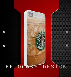 starbuck coffee on iphone 4, iphone 5 case