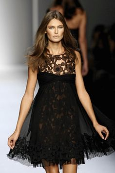 So You Want to Wear Black to a Summer Wedding... how to get it right