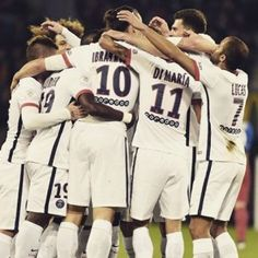 PSG lead the way in 2015/16 can they win undefeated, and where are their closest competition? http://www.soccerbox.com/blog/paris-saint-germain-excel-as-ligue-1-heads-to-winter-break/