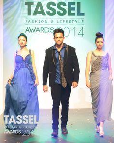 Nostalgia trip of Tassel 2014 #INIFDAndheri #Fashion #Style #designer