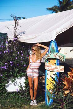 Hawaii in Color | Free People Blog #freepeople