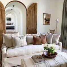 Cottage Home Interior .Cottage Home Interior Living Room Designs, Living Room Decor, Living Spaces, Dining Room, Home Interior, Interior Design, Interior Colors, Interior Livingroom, Interior Plants