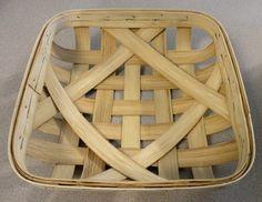 Tobacco Basket Tutorial