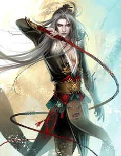 LORD IKAROS, THE SECOND HORIZON (The Whip by *heise on deviantART)