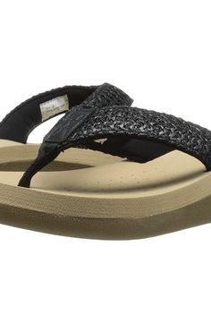 VOLATILE Surf (Black) Women's Sandals - VOLATILE, Surf, SURF-001, Footwear Open Casual Sandal, Casual Sandal, Open Footwear, Footwear, Shoes, Gift - Outfit Ideas And Street Style 2017