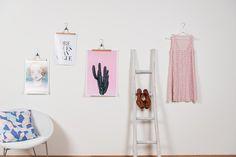 Boutique en ligne d'affiches, mode et accessoires maison