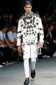 Givenchy, Весна-лето 2015, Menswear, Париж