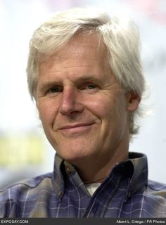 Chris Carter -  TV & film producer, director, writer and creator of The X-Files.