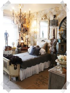 Paris Couture Antiques- Room Makeover | Flickr - Photo Sharing!