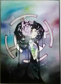 """arts of hearts: """"Lady Sakura"""""""