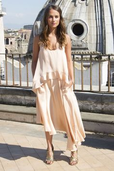 Alicia Vikander in Stella McCartney - The Best Dressed Women Of 2015: 22 Stars…