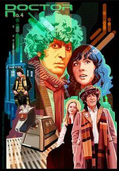 Doctor n°4 by Garth Glazier