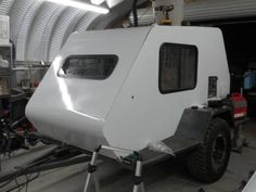 Skersfan& New Shuttle Pod Trailer Build. Off Road Camping, Jeep Camping, Diy Camping, Camping Survival, Expedition Trailer, Overland Trailer, Off Road Trailer, Trailer Build, Mini Caravan