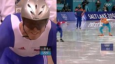 Track Cyclist (Sir Chris Hoy) vs Speed Skating. Who is going to win this 1000m race?   WATCH THE VIDEO: http://roa.rs/1TmJpF0.   #cycling #track #olympics #velodrome #speedskating #1000m #fast