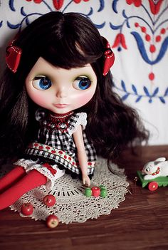 Bianca by Lonely Sarah, via Flickr