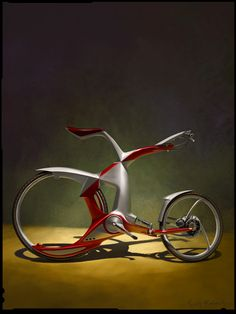 Cool Stuff We Like Here @ CoolPile.com  ------- << Original Comment >> -------  The Gnomon Workshop - Industrial Design Rendering - Bicycle