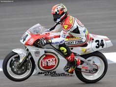 Kevin Schwantz Championship 500cc -1993