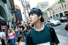 [Naver] BTS @ Behind the scene July 2014 LA filming for AHL show - Holywood Blvd - Kodak Theater, Chinese Mann Theater, Hollwyood Walk of Fame