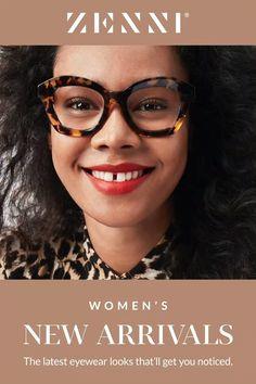Nice Glasses, Brown Glasses, Short Platinum Blonde Hair, Eyewear Trends, Fashion Eye Glasses, Magical Jewelry, Glasses Online, Womens Glasses, Eyeglasses For Women