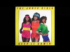 the beautiful Jones girls. Singing Nights over Egypt.