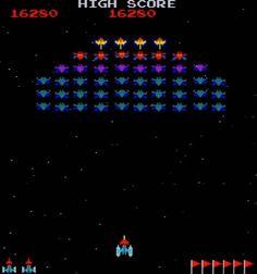 Waaay more fun than Space Invaders. Vintage Video Games, Classic Video Games, Space Invaders, Apple Ii, Make A Video Game, Nintendo Ds, Life In The 70s, Future Games, Apple Logo Wallpaper