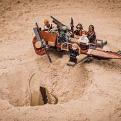 'Sarlacc Pit' Congratulations to the LEGO HUB Photographer of the Day: . ...