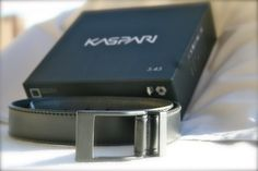 Kaspari 5.45 carbon fiber belt