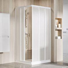 Dizajnový rohový šesťdielnysprchový kútso vstupom z rohu od známej spoločnosti RAVAK, s posuvnými dverami s nepriehľadnou výplňou, je vhodnou voľbou do každej kúpeľne. K vytvoreniu celého štvorcového sprchového kúta sú potrebné dva kusy posuvných dverí ASRV3! Bathroom Medicine Cabinet, Lava, Pallet