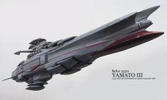 """小林誠 2220さんはTwitterを使っています: """"昨日話した、木で船体をフルスクラッチした全長1.2mのヤマトⅢ(2520) 1988年 http://t.co/NLE56Vzd0z"""""""