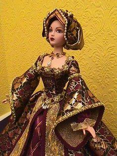 Anne Boleyn by Janis Kiker