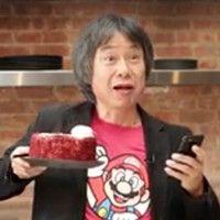 Shigeru Miyamoto Jams with The Roots, Eats Cake While Making Mario Rounds