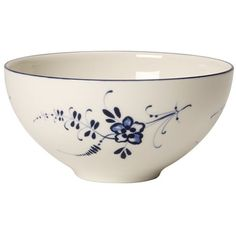 Villeroy & Boch Old Luxembourg Individual Bowl (11cm) ($15) ❤ liked on Polyvore featuring home and kitchen & dining